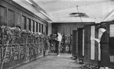 世界上第一台计算机诞生