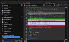 Delphi IDE Theme Editor, Delphi IDE 主题编辑器,支持D7~Rad Studio 10.3 RIO及Lazarus